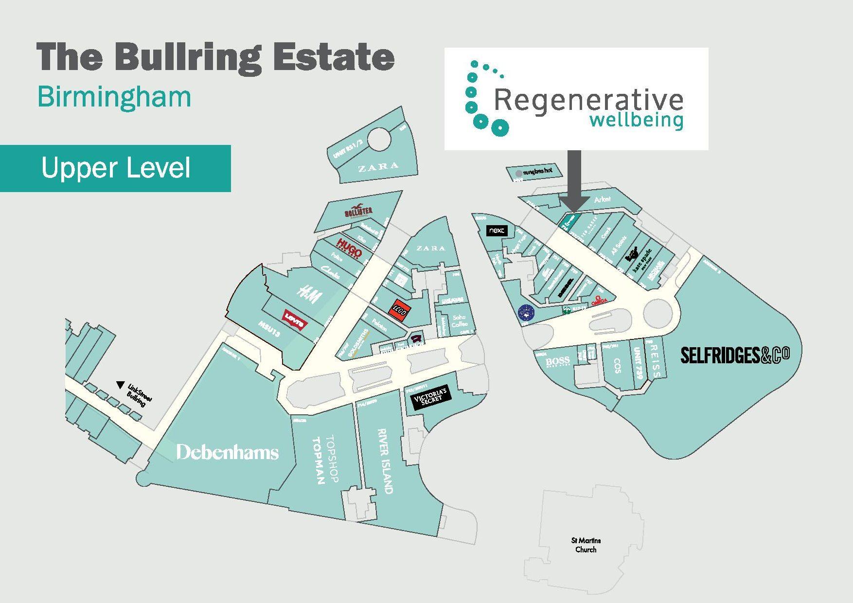 Bullring Map-page-001