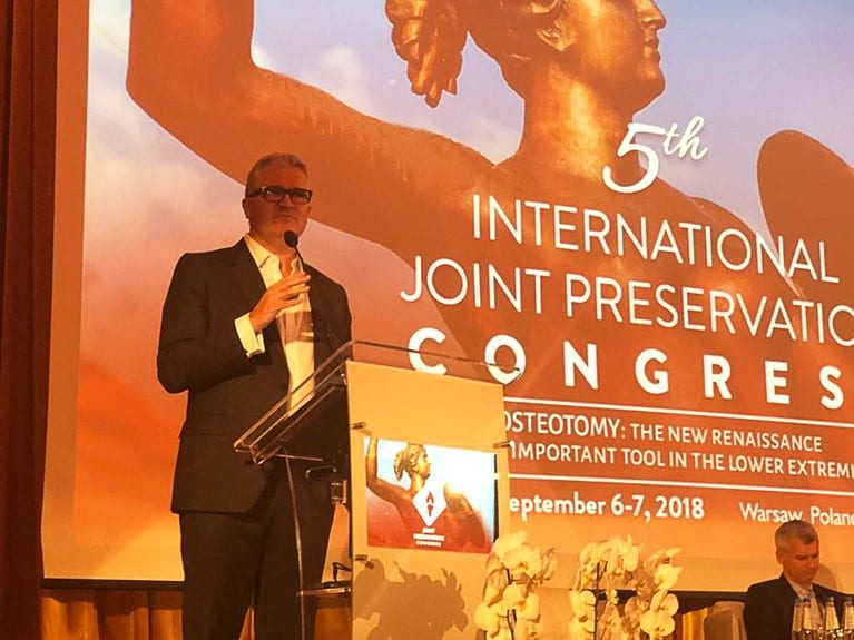 5th International Joint Preservation Congress Sept 2018