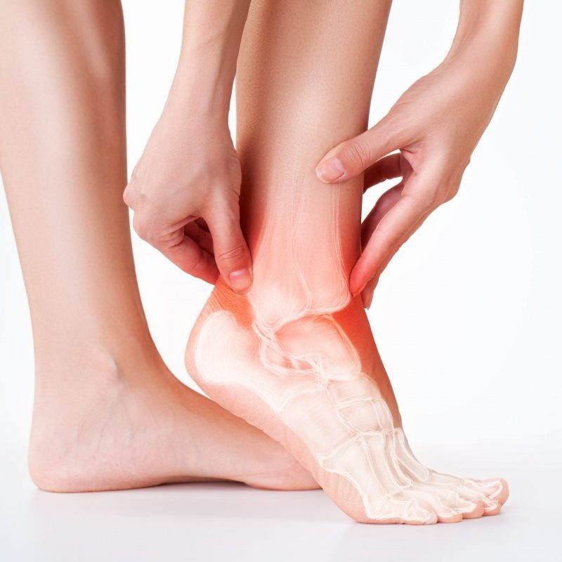 Foot and Ankle Pain, What Are Your Options?